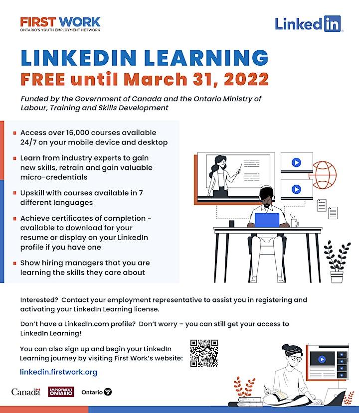 LinkedIn Learning, Talent Insights & Recruiter Webinar image