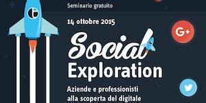 Social Exploration - Aziende e professionisti alla...