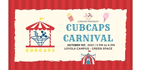 CUBCAPS Carnival 2021 tickets