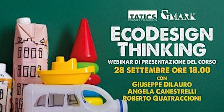 Eco Design Thinking Tickets