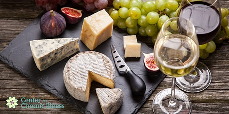 Virtual Wine and Cheese Tasting Fundraiser tickets