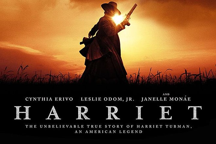 Black History Month- Harriet: Film Screening and Discussion image