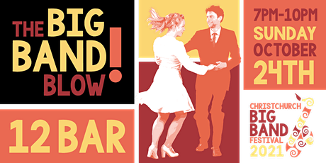 Big Band Blow tickets
