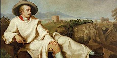 European Book Club 2021 | Italian Journey by Johann Wolfgang von Goethe entradas