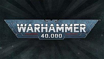 Warhammer 40K - Doubles Tournament tickets