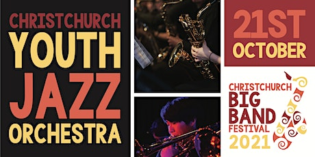 Christchurch Youth Jazz Orchestra tickets