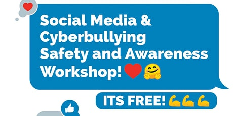 Social Media & Cyberbullying Safety and Awareness tickets