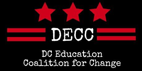 October 28, 2021 DECC meeting: Police-Free Schools Community Convo tickets