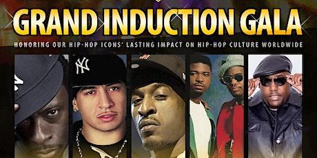 HHMDC Grand Induction Gala – Pete Rock x Kid Capri x Rakim x Kool Moe Dee tickets