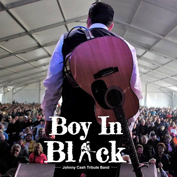 Boy in Black: Tribute to Johnny Cash image