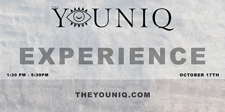 The Youniq Handcrafted Experience tickets