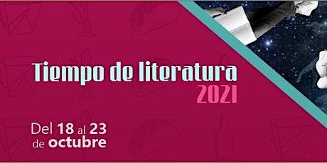 Tiempo de Literatura | Novedades editoriales boletos