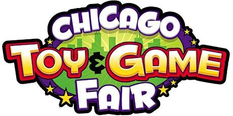 2021 Chicago Toy & Game Fair tickets