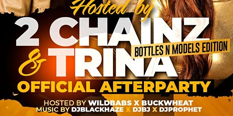 2CHAINZ & TRINA After Party tickets