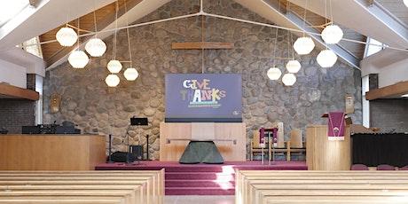 Toronto Chinese Presbyterian Church (CPC)11:30AM Sunday Service tickets