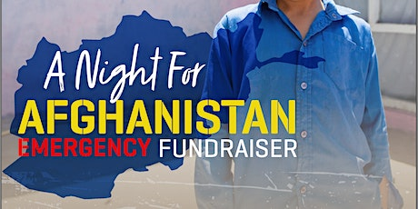 A Night for Afghanistan : Emergency Fundraiser tickets
