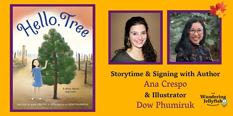 Story Time & Signing with Author & Illustrator Ana Crespo and Dow Phumiruk tickets