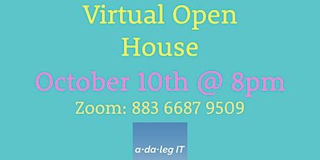 Adaleg IT Open House for the Full Stack Development Program tickets