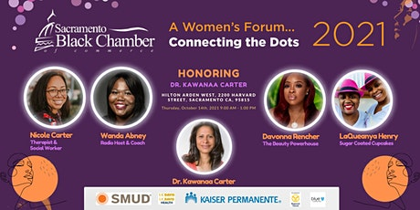 Connecting the Dots Women's Forum & Conference tickets