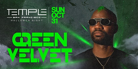 Green Velvet at Temple SF tickets