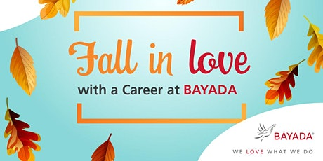Leaves are falling, BAYADA is calling tickets