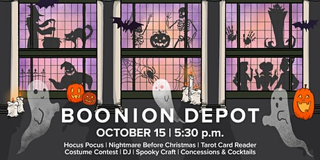 BOOnion Depot tickets