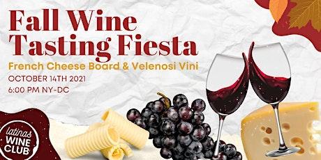 Fall Wine Tasting Fiesta! tickets