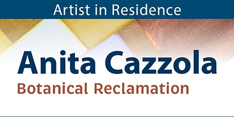 Culture Days Artist Talk with Anita Cazzola (Co-presented with 10C) tickets