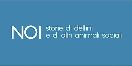 NOI - storie di delfini e altri animali sociali biglietti