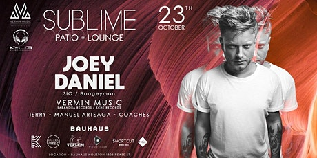 Sublime with JOEY DANIEL  at bauhaus tickets