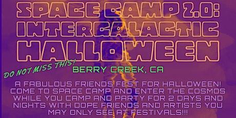 Space Camp 2.0: Intergalactic Halloween tickets