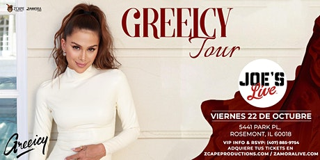 GREEICY TOUR EN CHICAGO tickets