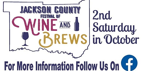 Jackson County Festival of Wine and Brews tickets