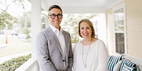 Parent Series: Sissy Goff & David Thomas -  Raising Worry Free Kids tickets
