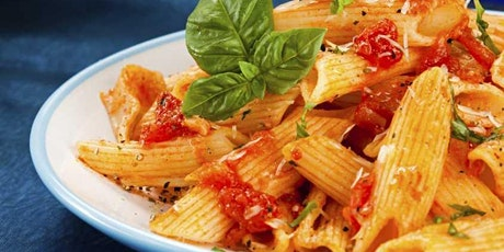 Cook with CREW --  Pasta Making & Networking tickets