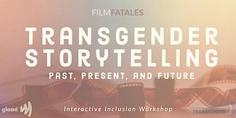 Transgender Storytelling tickets