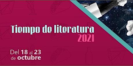 Tiempo de Literatura | Proyectos digitales boletos
