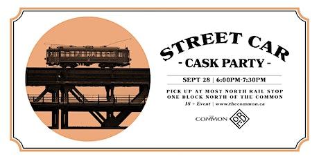 Ol Beautiful Brewing Street Car - Cask Beer Launch tickets