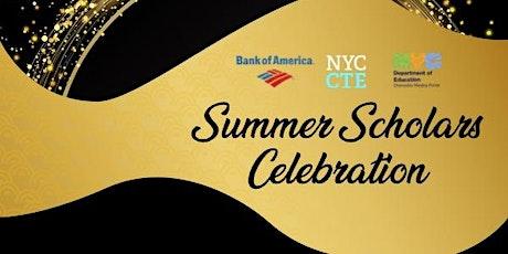 BoA CTE Summer Scholars Celebration tickets