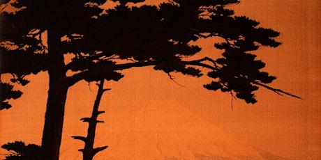 Talk on Japanese ornamental textiles through a dealers eyes tickets