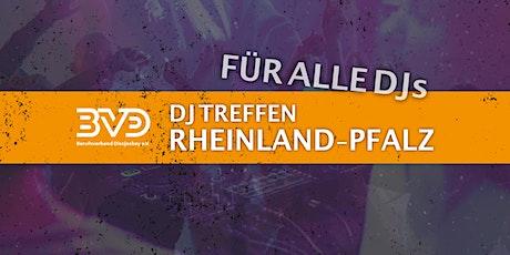 Berufsverband Discjockeys e.V. Regional Meeting Rheinland-Pfalz Tickets