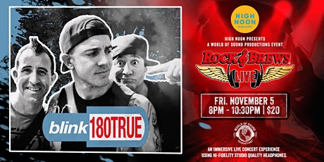 Blink-180TRUE: A Tribute To Blink-182 tickets