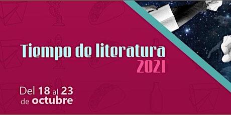 Tiempo de Literatura | Presentación de ODO Ediciones boletos