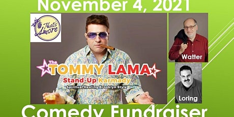 APCPA Comedy Fundraiser tickets