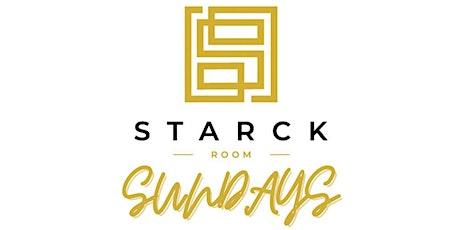 The Waxaholics Present: Starck Room Sundays tickets