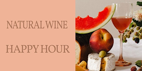 Provisions x Rachel Snyder Natural Wine Happy Hour tickets