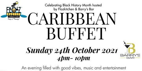 Black history month: Caribbean Buffet Experience & Cocktails tickets