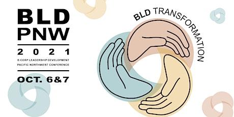 BLD PNW 2021 Happy Hour tickets