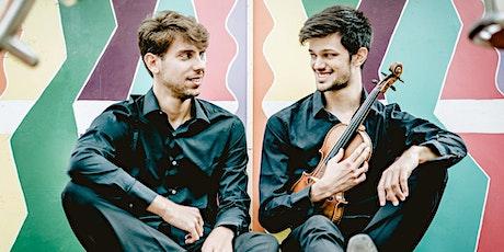 I Venerdì del Festival - Duo Daniele Sabatini-Simone Rugani biglietti