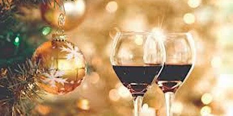 Wine Tasting, Bites, Dessert and Christmas Lights Tour tickets
